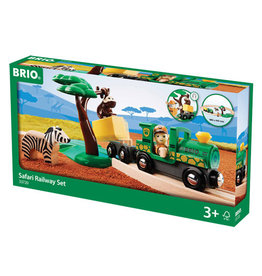BRIO CORPORATION SAFARI RAILWAY
