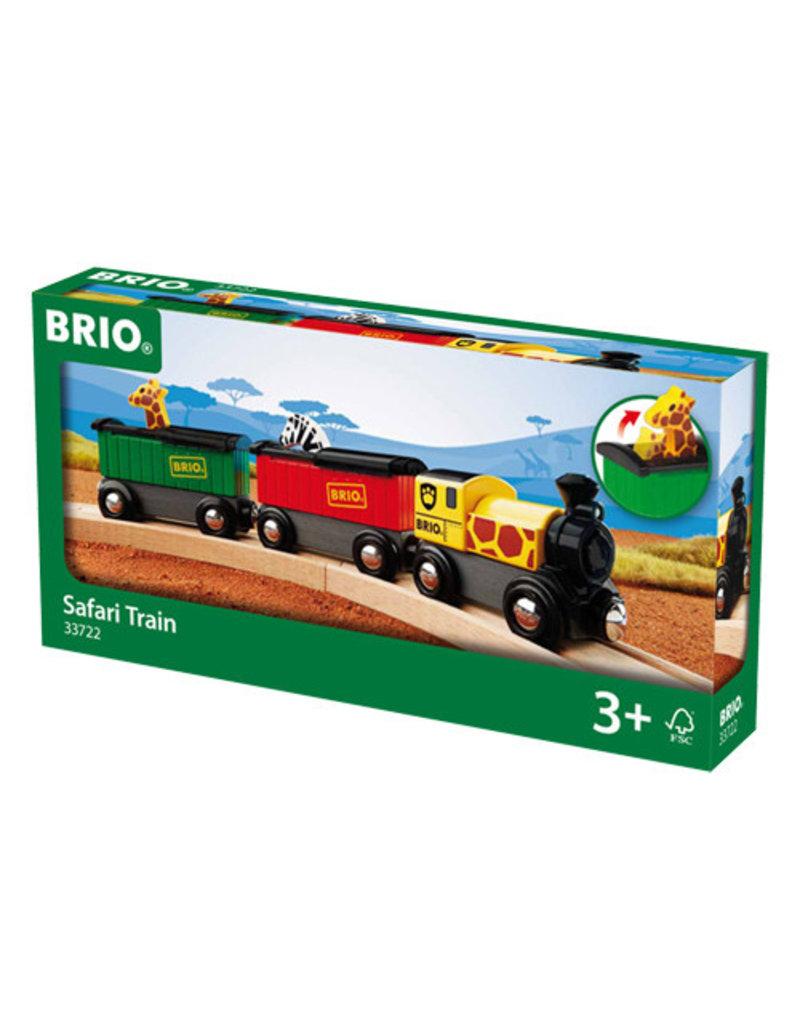 BRIO CORPORATION Safari Train