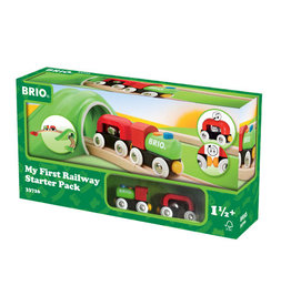 BRIO CORPORATION FIRST RAILWAY STARTER