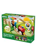 BRIO CORPORATION My First Railway Beginner Pack