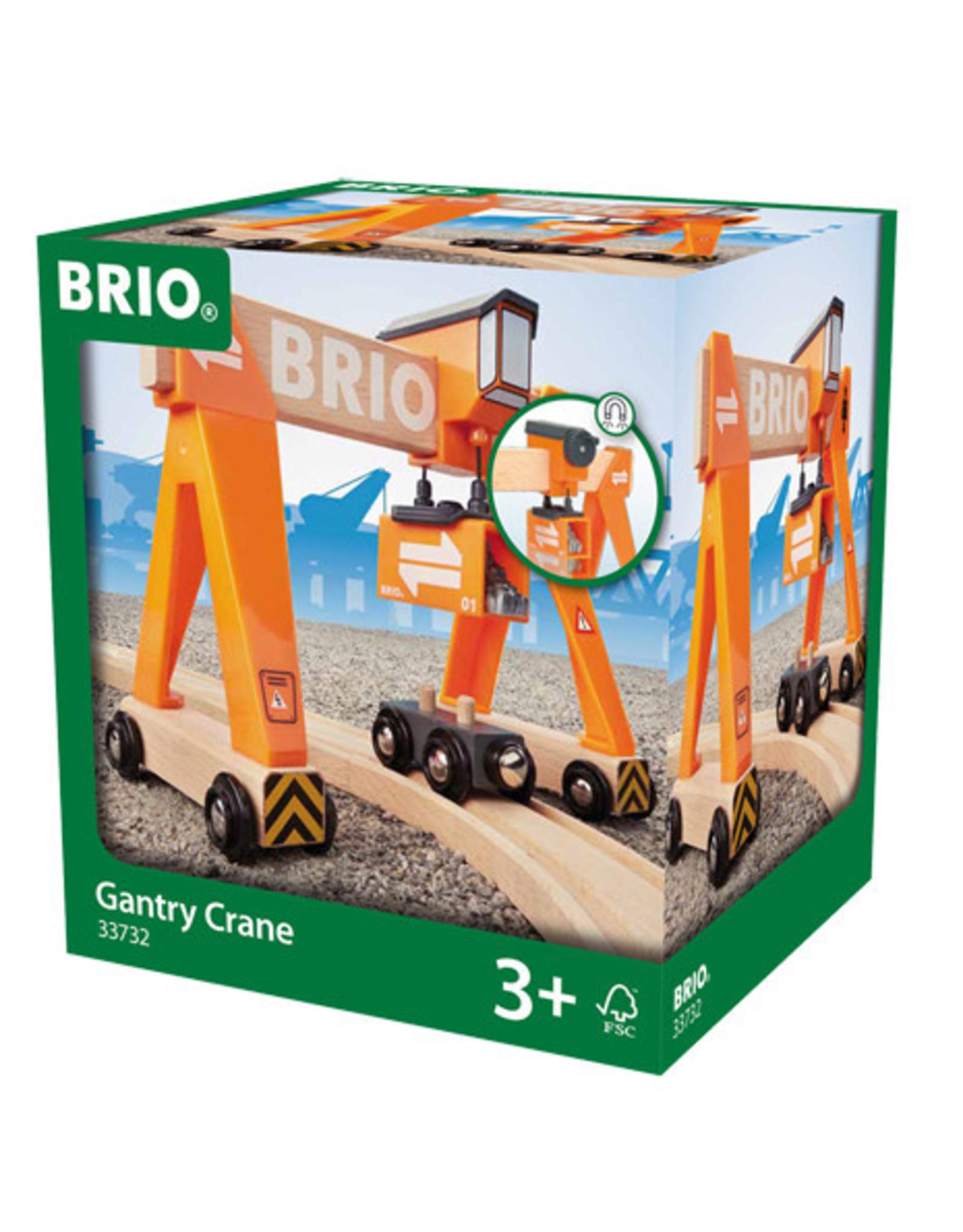 BRIO CORPORATION CRANE