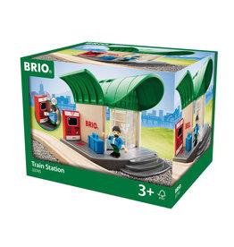 BRIO CORPORATION Train Station