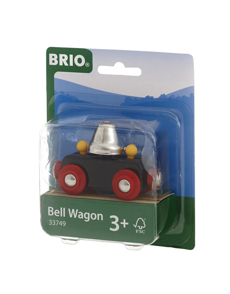 BRIO CORPORATION Bell Wagon