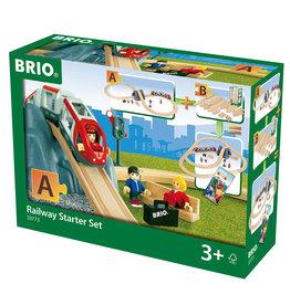 BRIO CORPORATION Railway Starter Set