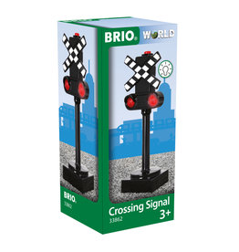 BRIO CORPORATION Crossing Signal