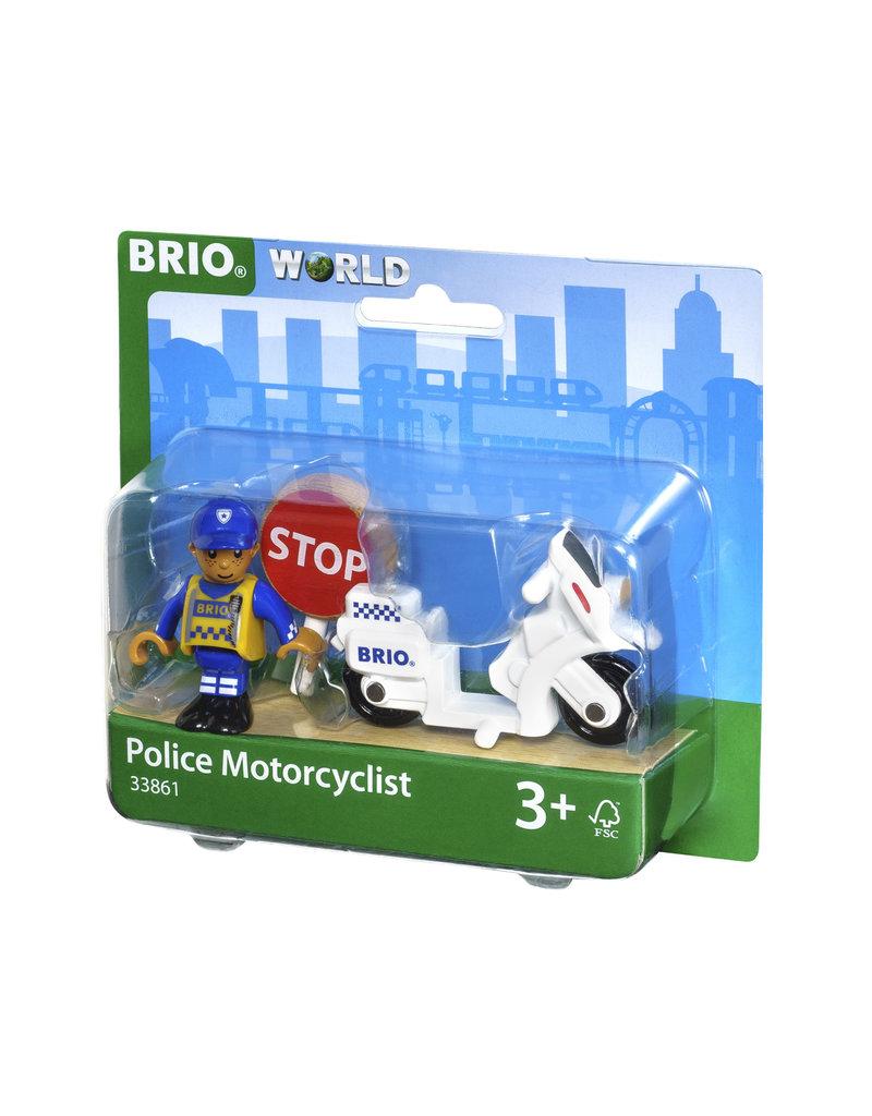 BRIO CORPORATION POLICE M/C