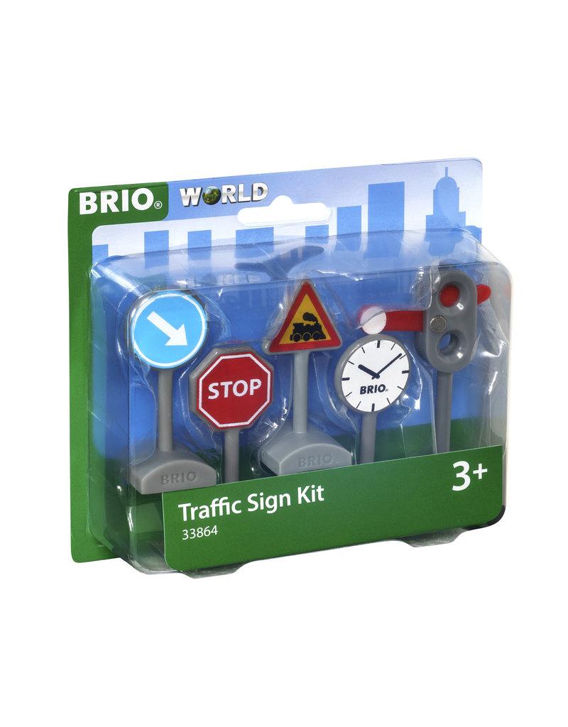 BRIO CORPORATION TRAFFIC SIGNS