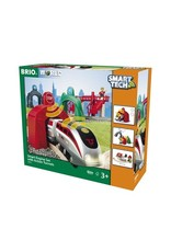 BRIO CORPORATION Smart Engine Set with Action Tunnels
