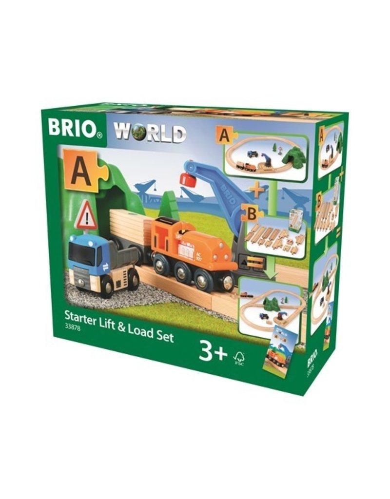 BRIO CORPORATION Starter Lift & Load Set