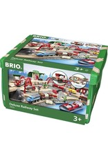 BRIO CORPORATION Deluxe Railway Set