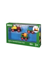 BRIO CORPORATION B/O ACTION TRAIN