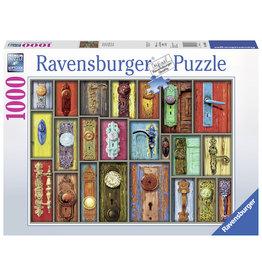 Ravensburger 1000 PC DOORKNOBS
