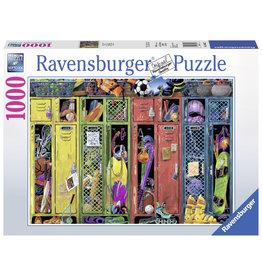 Ravensburger 1000 PC LOCKER ROOM