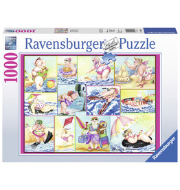 Ravensburger 1000 PC BEAUTIES