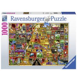 Ravensburger 1000 PC ALPHABET