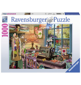 Ravensburger 1000 PC SEWING
