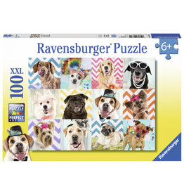 Ravensburger 100 PC DOGGY