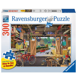 Ravensburger 300 PC GARAGE