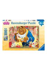 Ravensburger Belle & Beast (100 pc Puzzle)