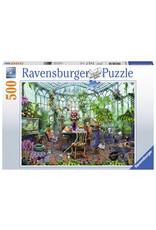 Ravensburger Greenhouse Morning