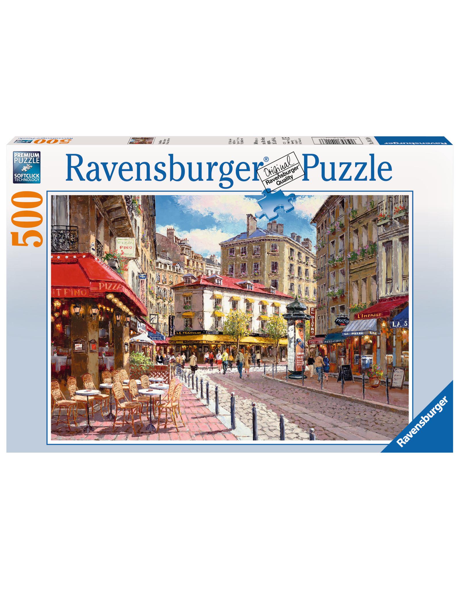 Ravensburger Quaint Shops 500pc