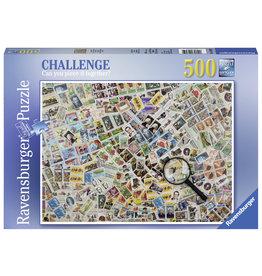 Ravensburger CHALLENGE-STAMPS