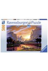 Ravensburger Tranquil Sunset