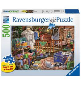 Ravensburger 500 PC ATTIC