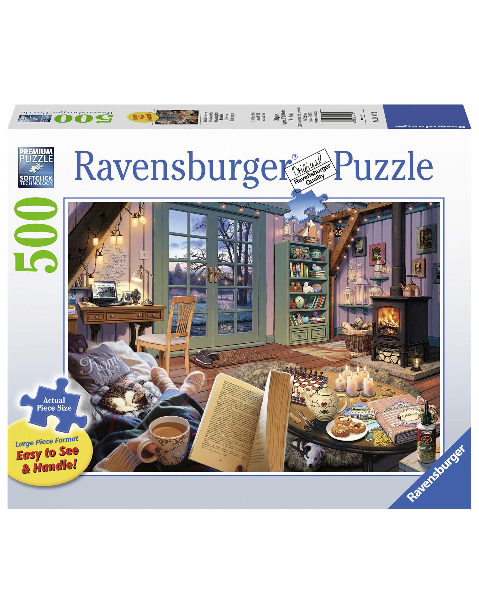 Ravensburger Cozy Retreat