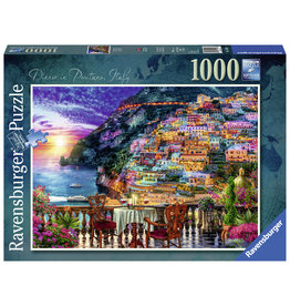 Ravensburger Dinner in Positano