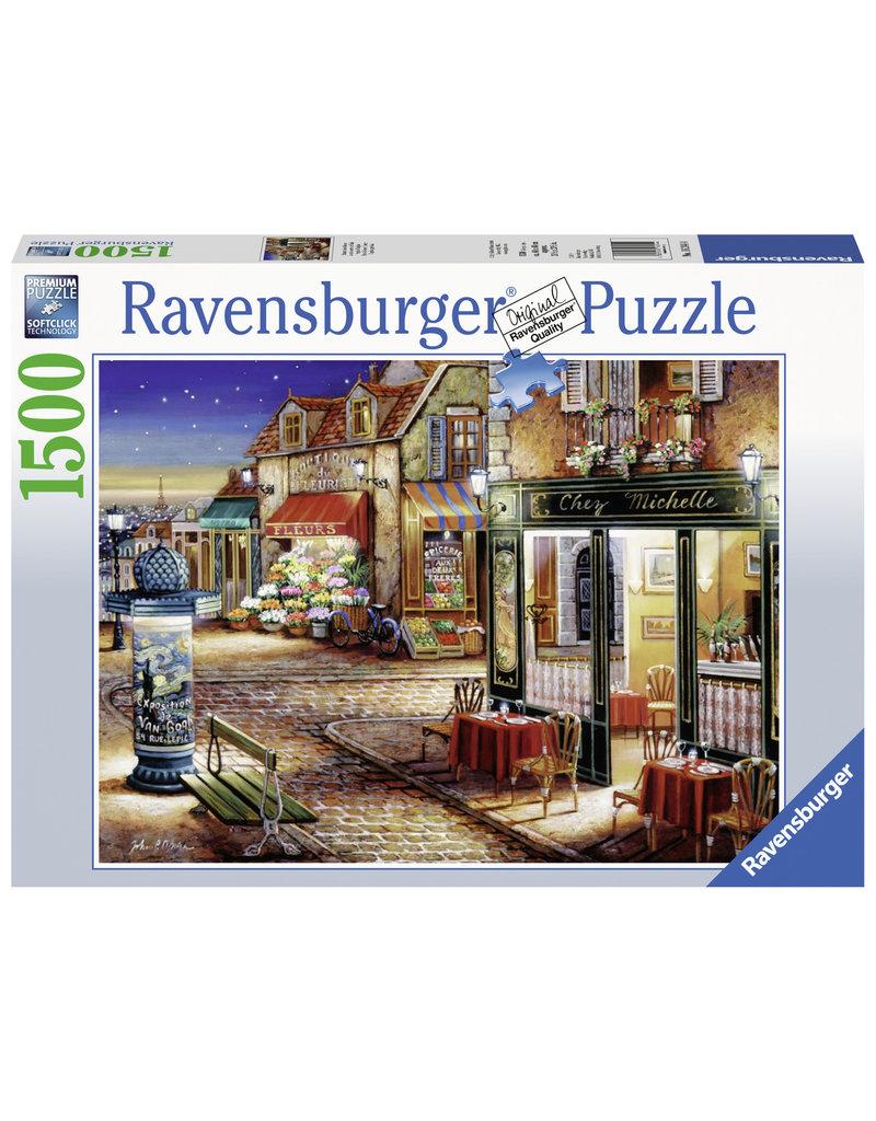 Ravensburger Paris's Secret Corner