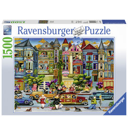 Ravensburger The Painted Ladies