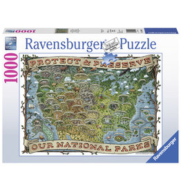 Ravensburger Protect and Preserve USA