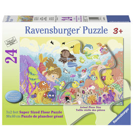Ravensburger Splashing Mermaids