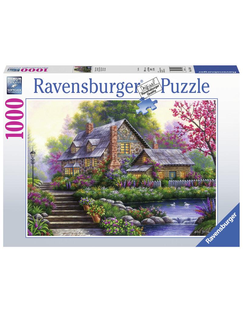 Ravensburger Romantic Cottage
