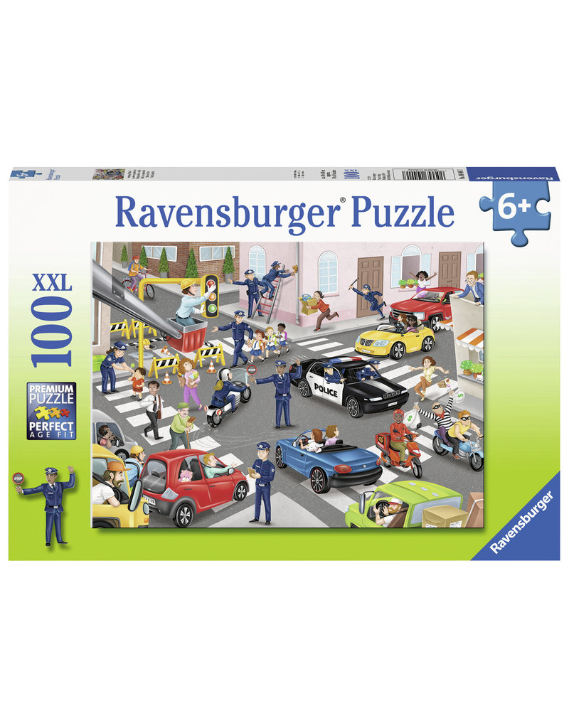 Ravensburger Police on Patrol