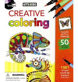 SPICE BOX Creative Coloring