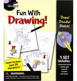 SPICE BOX Fun with Drawing
