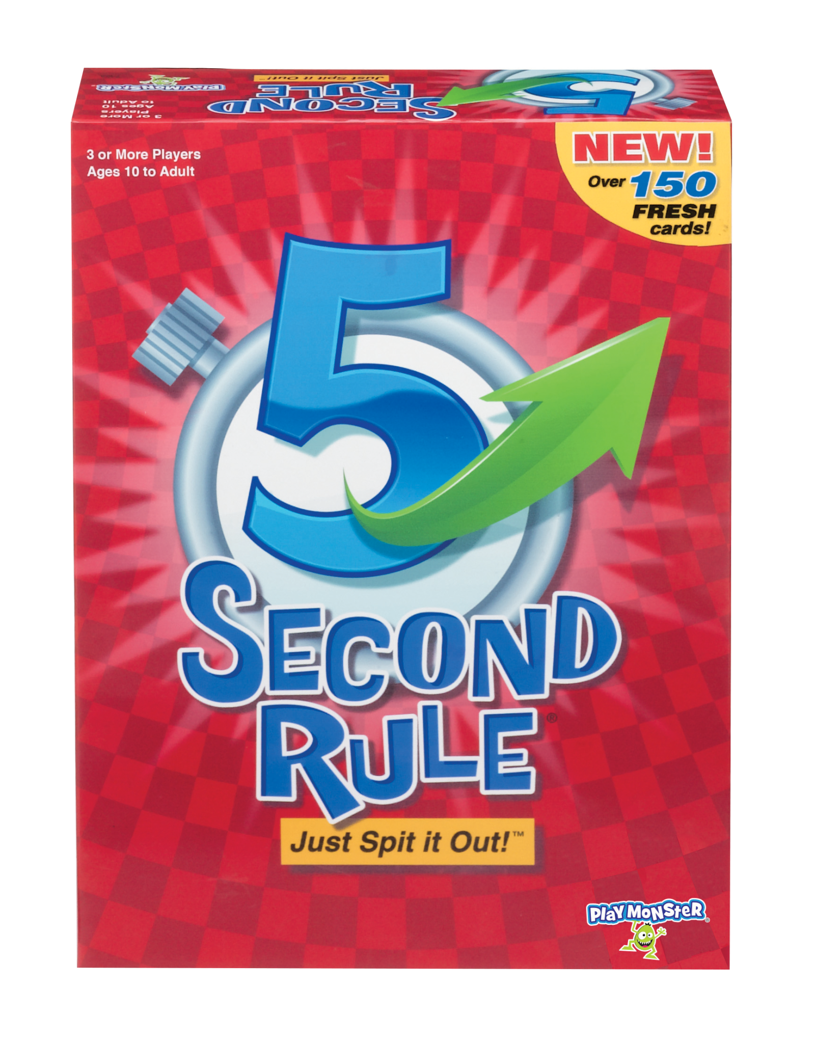 Playmonster 5 Second Rule 2nd Edition