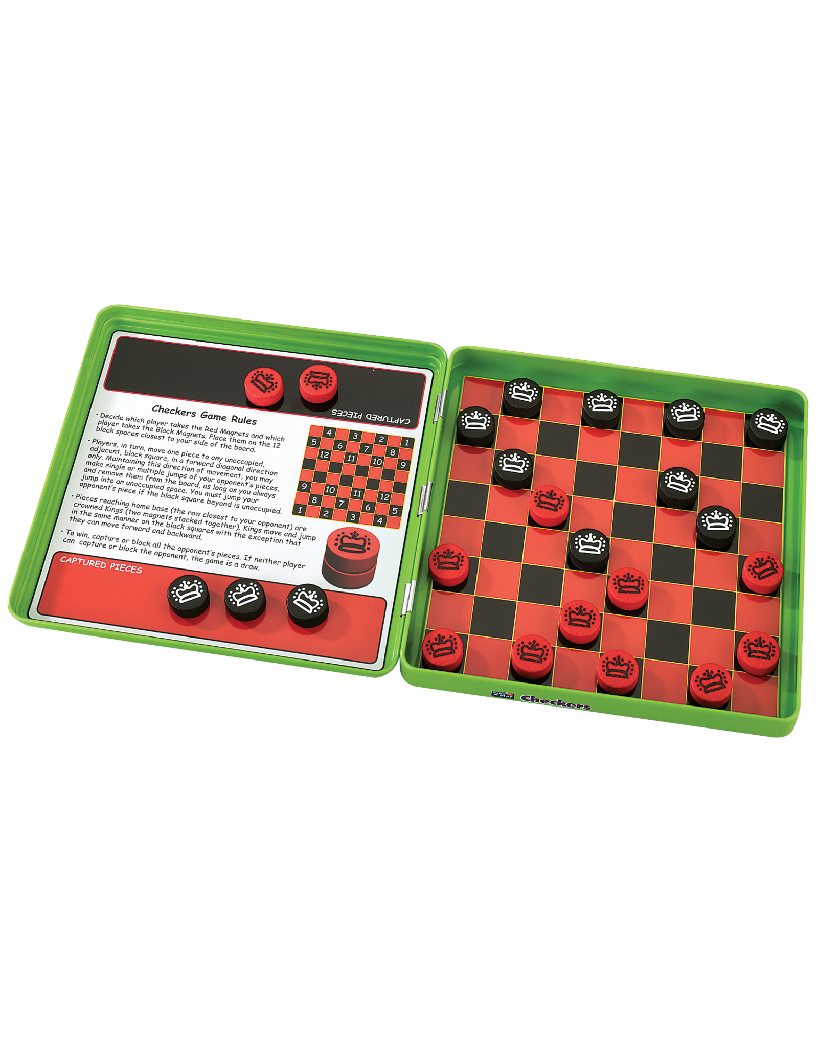 Playmonster Checkers