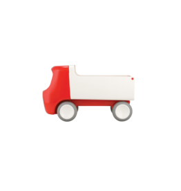 Playmonster TIP TRUCK - RED