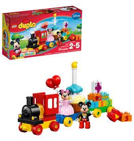 Lego DUPLO Disney Mickey & Minnie Birthday Parade