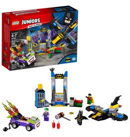 Lego LEGO 4+ Juniors The Joker Batcave Attack
