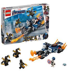 Lego Avengers Captain America: Outriders