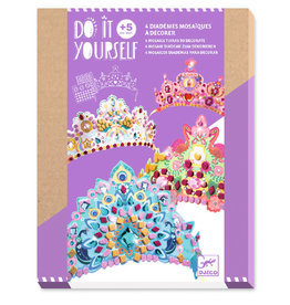 DJECO DIY Like A Princess Crown