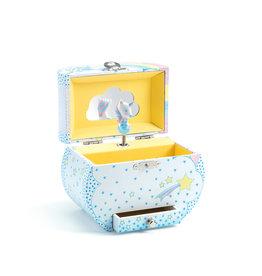DJECO Treasure Boxes Unicorn Dream