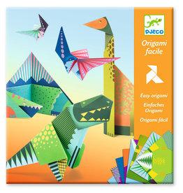 DJECO Petit Gifts - Origami Dinosaurs