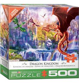 EUROGRAPHICS Dragon Kingdom by Jan Patrik