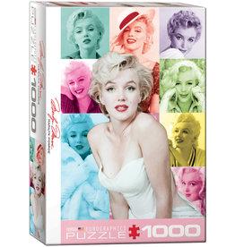 EUROGRAPHICS Marilyn Monroe -Color Portraits by Milton Greene