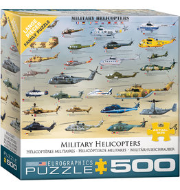 EUROGRAPHICS Military Helicopters
